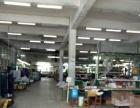 鹤山标准厂房4800m²,专人看管,宿舍配套水电齐