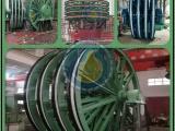 曲靖矿用配件2.5米天轮衬垫衬块 导向轮衬块 聚氨酯衬垫