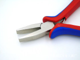 五金工具批发 你平嘴钳 4.5寸平嘴钳 镍铁表面 无齿 钳子 定