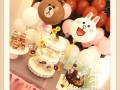 常州宝宝宴 满月宴 生日宴 布置策划