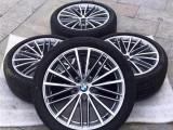 重庆买卖回收18寸以上原装二手拆车轮胎轮毂
