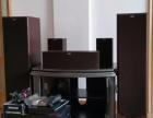 原装日立426录放机,CD,VCD,DVD,放大器,全套音箱,外