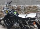 黑色太子摩托车全新车,电话15215289661面议