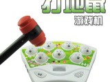 儿童打地鼠玩具 大号 宝宝益智力玩具音乐敲打游戏机正品1-2-3