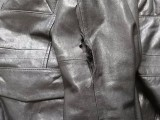 皮衣刮坏个口子上海什么地方可以修补上海有皮衣修补店吗