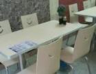 奶茶店一套一桌四椅一套400有6套有意联系