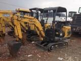 出售玉柴13挖掘机,二手小型20挖掘机