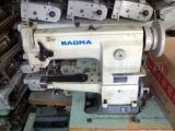 工厂专用缝纫机 二手滚边机高车335 8成新皮革加工设备 缝纫机