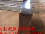 订做铝合金防汛挡水板不锈钢防洪挡水板地下车库出入口防水挡板