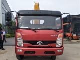 哈尔滨3.5吨4吨随车吊价格多少钱 厂家直销更低价