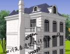 乐山沙湾自建房 别墅 小洋房 乡镇房屋 景观设计及施