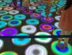 迷塘墙七彩跷跷板出租彩色跑颜色造型随意变新颖互动产品租赁