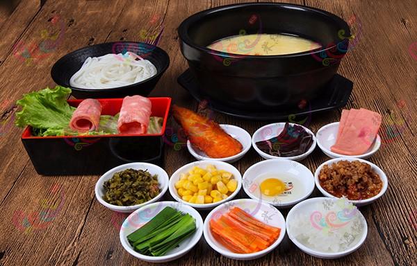 毕业生购房打八折丨张一碗米线是人见人爱的美食