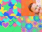 可爱的儿童节主题卡通元素转场动画集AE模板