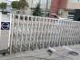 天津河西区伸缩门安装伸缩门维修 道闸安装