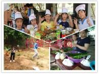 东莞亲子游亲子DIY项目推荐松湖生态园
