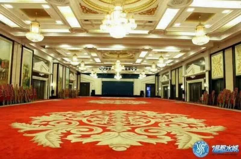 北京12月会议场地预定,温都水城会议中心火热预定中