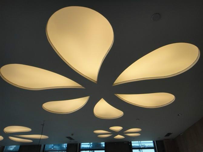 吐鲁番A级防火膜,软膜天花,透光膜,无边框灯箱,灯箱膜
