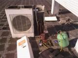 温州信河街 神速上门维修 各样式大小房间 空调拆装加氟