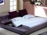 佛山,布艺床,皮床,休闲床,软体床,酒店