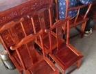 非洲花梨红木小官帽椅