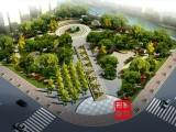 河南景觀設計 公園綠化設計 公園景觀綠化規劃設計 效果圖制作