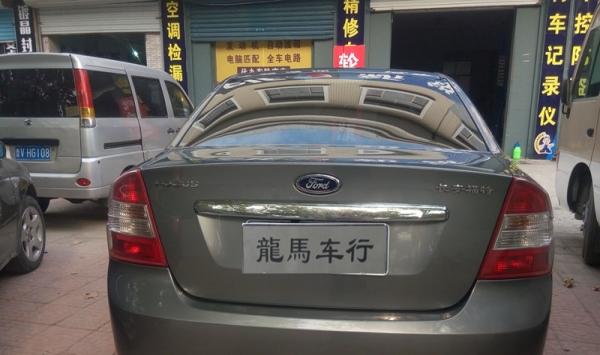 福特福克斯 2007款 1.8L 手动 三厢手动舒适型 龙马二手车网推荐.车况好