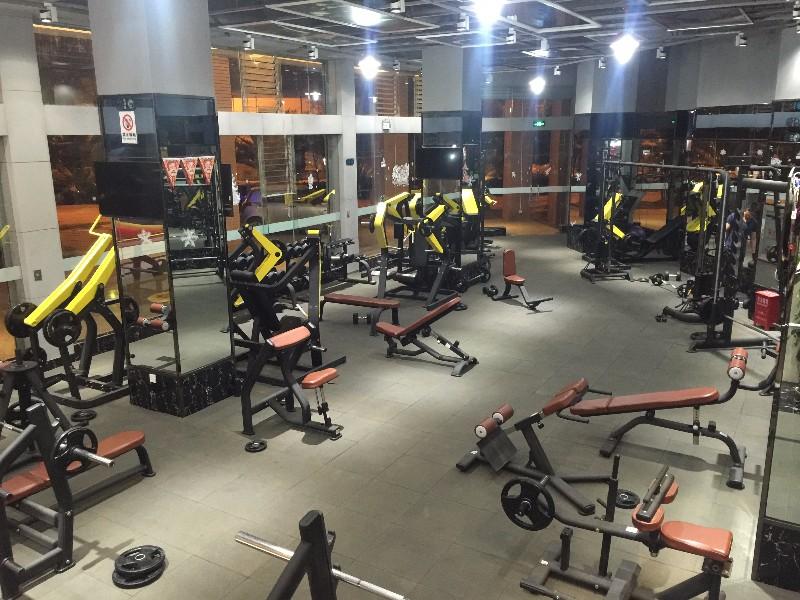 昌恒国际健身俱乐部