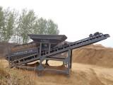 沙場電動篩沙機移動式滾筒篩多功能沙石分離機按需定制