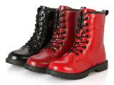 2014新款 时尚韩版童鞋冬季新款 童靴 女靴 冬季儿童马丁靴批