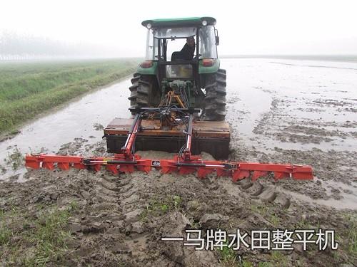 专业生产水田整平耙平田器厂家价格多少钱