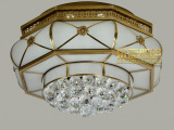 厂家直销 欧式全铜灯 LED吸顶灯焊锡灯 客厅餐厅卧室书房灯具灯