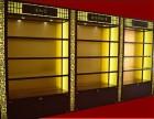 西安展柜制作展柜厂哪里有 纸质展示架