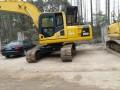 优质二手的低价小松挖掘机120出售