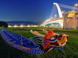 上海奉贤区有趣的端午节龙舟竞赛企业拓展团建旅游活动