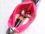 糖果色化妆包 水饺包 礼品赠品包 化妆包批发 厂家直销
