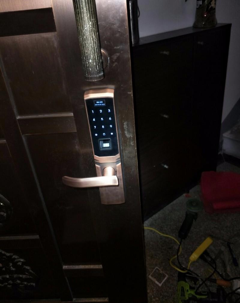 慈溪专业安装指纹锁慈溪专业售后维修指纹锁