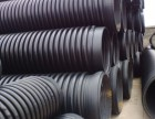 南昌地区厂家直销HDPE缠绕增强B型管 克拉管