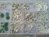 台州玉环宏星抛光磨料石子各种型号棕刚玉研磨石,抛光石