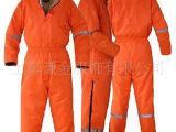 厂家专业定做连体工作服 反光工装  赛车服 汽修工服 劳保服