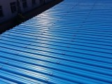 冶炼厂房车间防腐屋顶瓦, 耐强酸碱不腐蚀防火顶棚