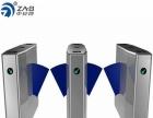 韶关车站出入口道闸系统安装 中安博科技自动道闸厂家