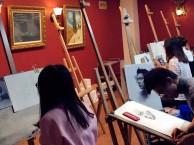 零基础学画画学书法就到中立方画室,免费试听满意再学