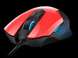 游戏鼠标 摩豹正品V1美洲豹 6键自定义 工厂直批 保质一年