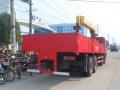 解放前四后八轮12吨徐工随车吊价格39.8万