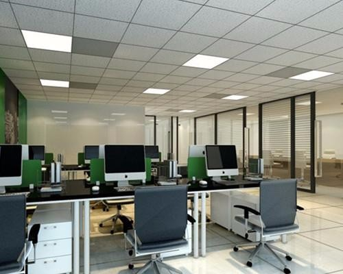 渝中区大坪办公室装修设计 大坪办公室装潢设计 重庆爱港装饰