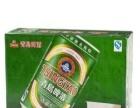 青岛啤酒易拉罐
