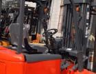 优质二手合力1.5吨电动叉车进箱叉车带侧移电瓶叉车质保一年