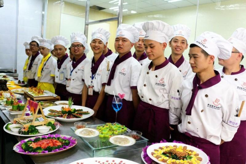 川菜,西点和小吃