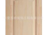厂家批发各种 材质高档大方橡木实木橱柜门